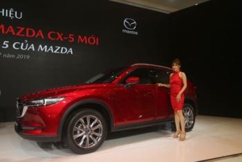 Mazda CX-5 năm chỗ thế hệ mới vừa được Thaco ra mắt có gì mới?