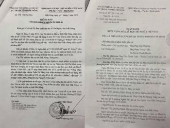 Vụ khiếu kiện hủy sổ đỏ tại TP Gia Nghĩa, tỉnh Đắk Nông: Thua kiện nhưng chây ỳ không thu hồi và hủy sổ đỏ cấp sai