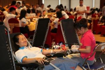 Ngày hội hiến máu Eurowindow: Trách nhiệm cộng đồng - Giọt hồng sẻ chia