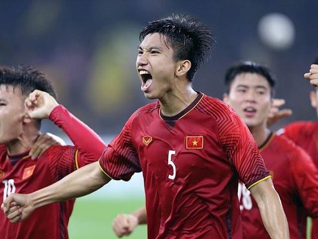 """HLV Park Hang Seo """"sốc"""" vì Văn Hậu, VFF lên tiếng - 1"""