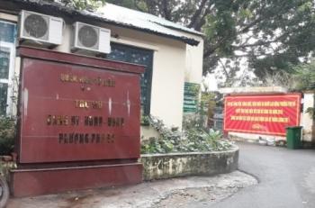 Quận Nam Từ Liêm, TP Hà Nội: Dự án Bệnh viện An Sinh phát hiện bom, phường im lặng (?!)