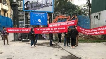 """Lùm xùm tại các dự án chung cư của Văn Phú Invest, khách hàng có nên cẩn trọng """"bẫy"""" quảng cáo?"""
