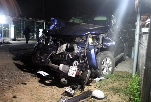 Vụ xe bán tải gây tai nạn liên hoàn, 7 người thương vong: Thêm 1 nạn nhân nguy kịch - 2