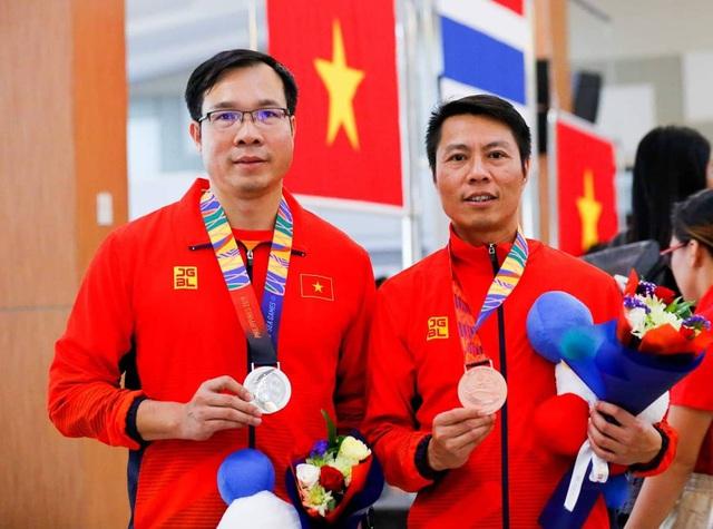 Hoàng Xuân Vinh tiếc nuối khi không thể giành HCV bắn súng - 1
