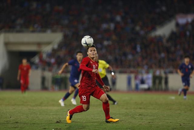 Quang Hải sáng cửa giành Quả bóng vàng Việt Nam 2019 - 2