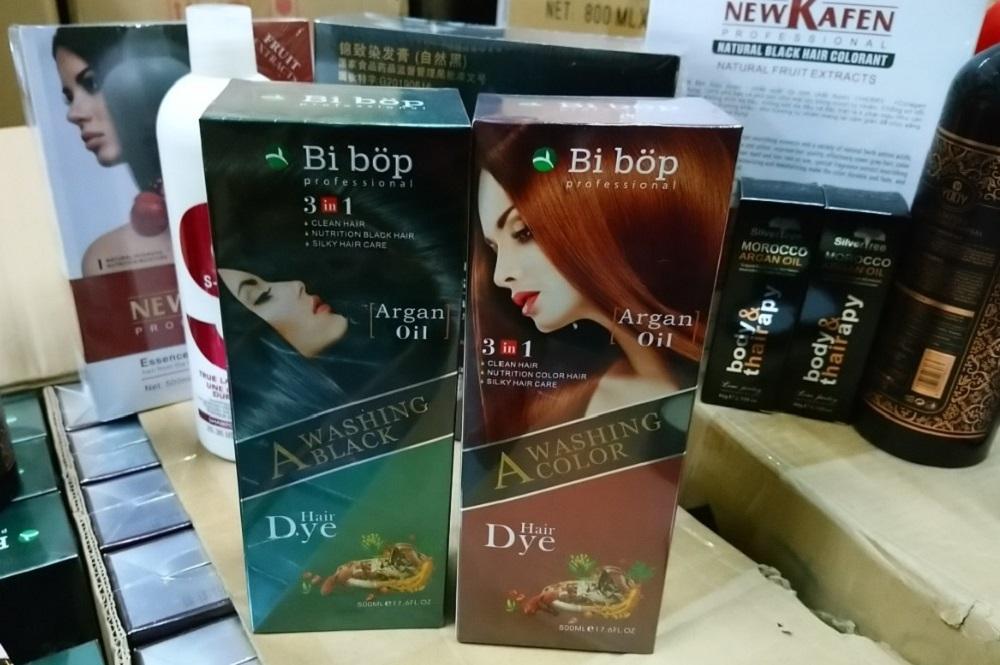 Mỹ phẩm BiBop không được cấp phép lưu hành trên thị trường!