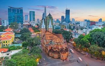 Quy hoạch phát triển TP. Hồ Chí Minh trở thành đô thị hiện đại tầm nhìn đến năm 2060