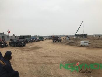 Bắc Ninh: Chưa được Sở Xây dựng cho phép, dự án Khu đô thị Kim Đô đã rao bán rầm rộ