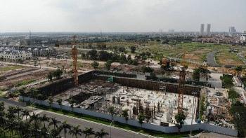 Huyện Hoài Đức, Hà Nội: Lập biên bản chủ đầu tư dự án An Lạc Green Symphony do xây dựng không phép