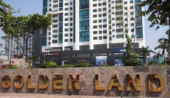 Quận Thanh Xuân, Hà Nội: Xử phạt chủ đầu tư dự án Golden Land về vi phạm trong lĩnh vực bảo vệ môi trường