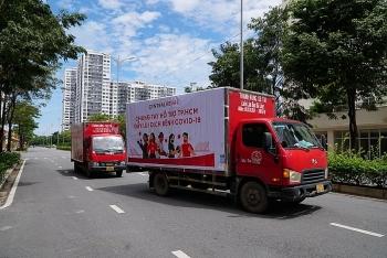 Tập đoàn Central Retail trao tặng 1500 giường bệnh cho bệnh viện dã chiến tại TP Hồ Chí Minh