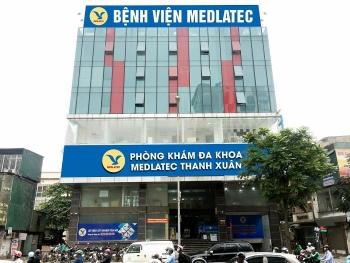 Công ty TNHH Medlatec Thanh Xuân bị phạt 30 triệu đồng do vi phạm về phòng chống dịch Covid-19