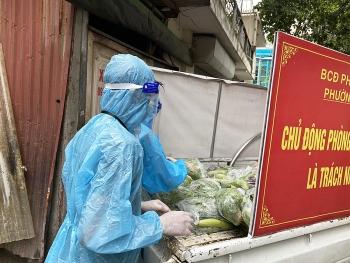 Phường Thanh Xuân Trung trở thành ổ dịch nóng nhất tại Hà Nội