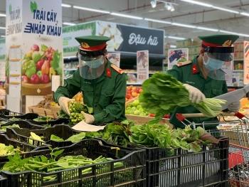 Central Retail mua 10.000 combo nông sản hỗ trợ người dân trong mùa dịch Covid-19