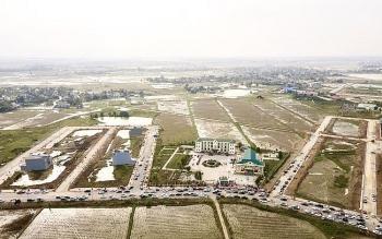 Thanh Hóa tổ chức đấu giá 212 lô đất tại dự án Khu dân cư phố Bình Sơn