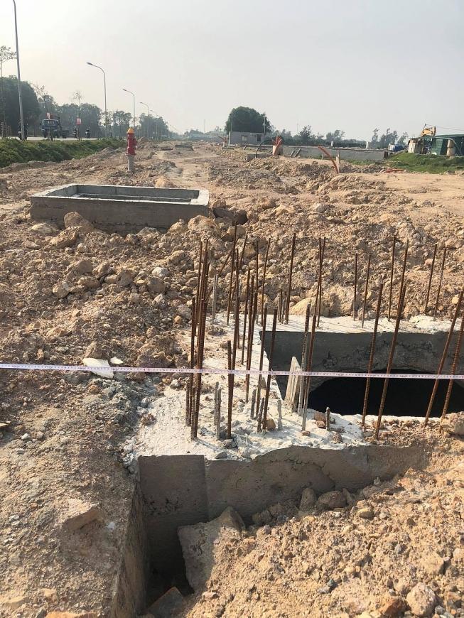 1.Các công trình xây trên quy hoạch mở rộng đường 35m
