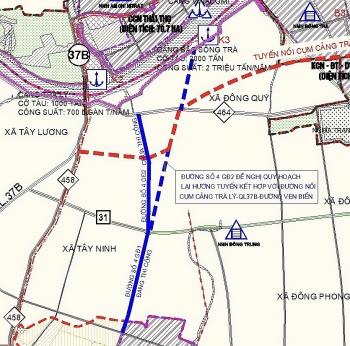 Tham vấn bảo lưu hướng tuyến xây dựng đường có dấu hiệu khuất tất?