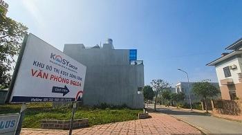 Hàng thập kỷ không xong và các dự án thế chấp ngân hàng của Tập đoàn Kosy