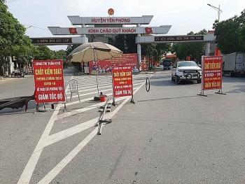 Bắc Ninh: Nới lỏng biện pháp giãn cách xã hội tại bốn huyện