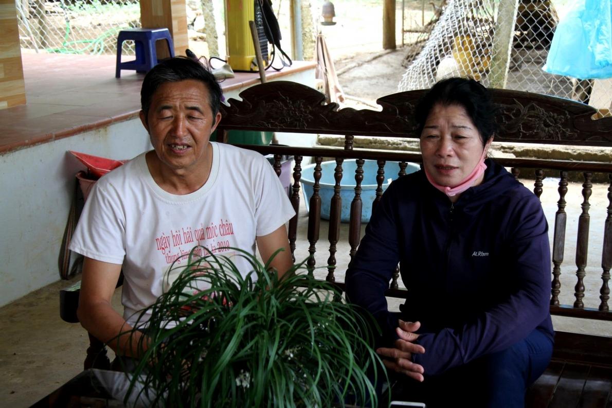 Chuyện làm giàu ở bản Mông Pa Khen…