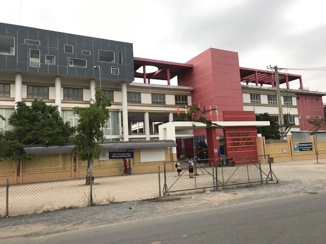 Trường tiểu học Võ Văn Thặng, xã Nhị Bình được đánh giá đạt chuẩn chât lượng giáo dục cấp độ 1