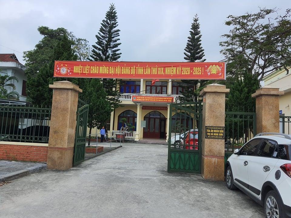 """TAND Thị xã Nghi Sơn trả hồ sơ vụ án """"Tàng chữ trái phép chất ma túy"""""""