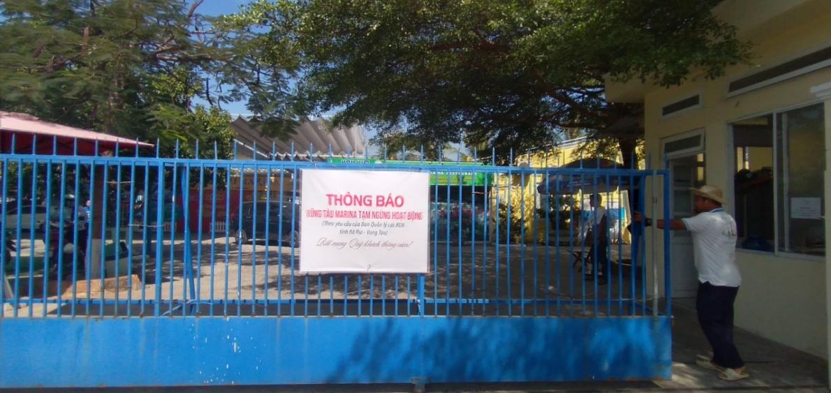 Bí thư Tỉnh ủy Bà Rịa - Vũng Tàu nói gì về việc Dự án Vũng Tàu Marina bị ngừng hoạt động?