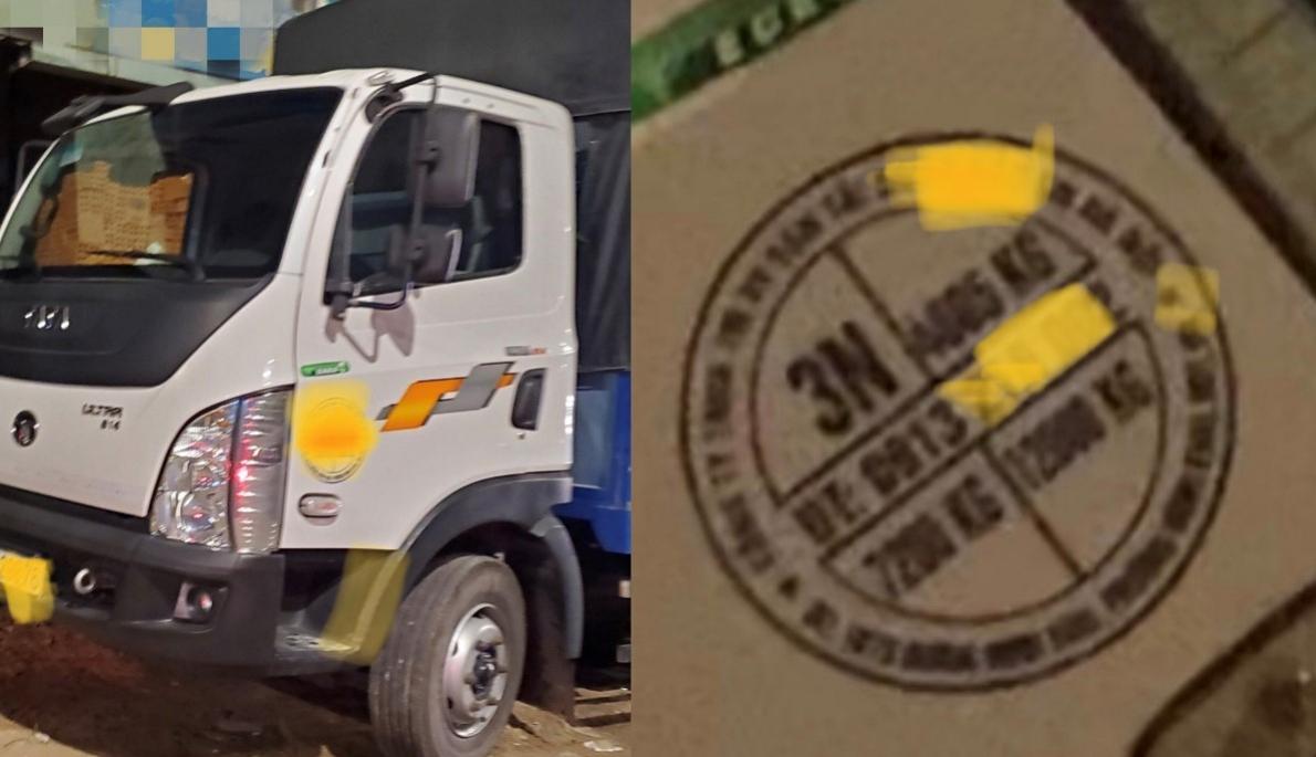 Huyện Hóc Môn, TP Hồ Chí Minh: Tại xã Nhị Bình có một cơ sở có dấu hiệu chứa khí N2O!