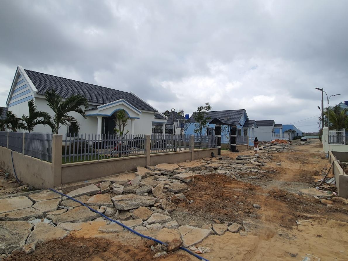Cần xem lại tính pháp lý trong việc cưỡng chế tháo dỡ nhiều căn nhà ở xã Dương Tơ