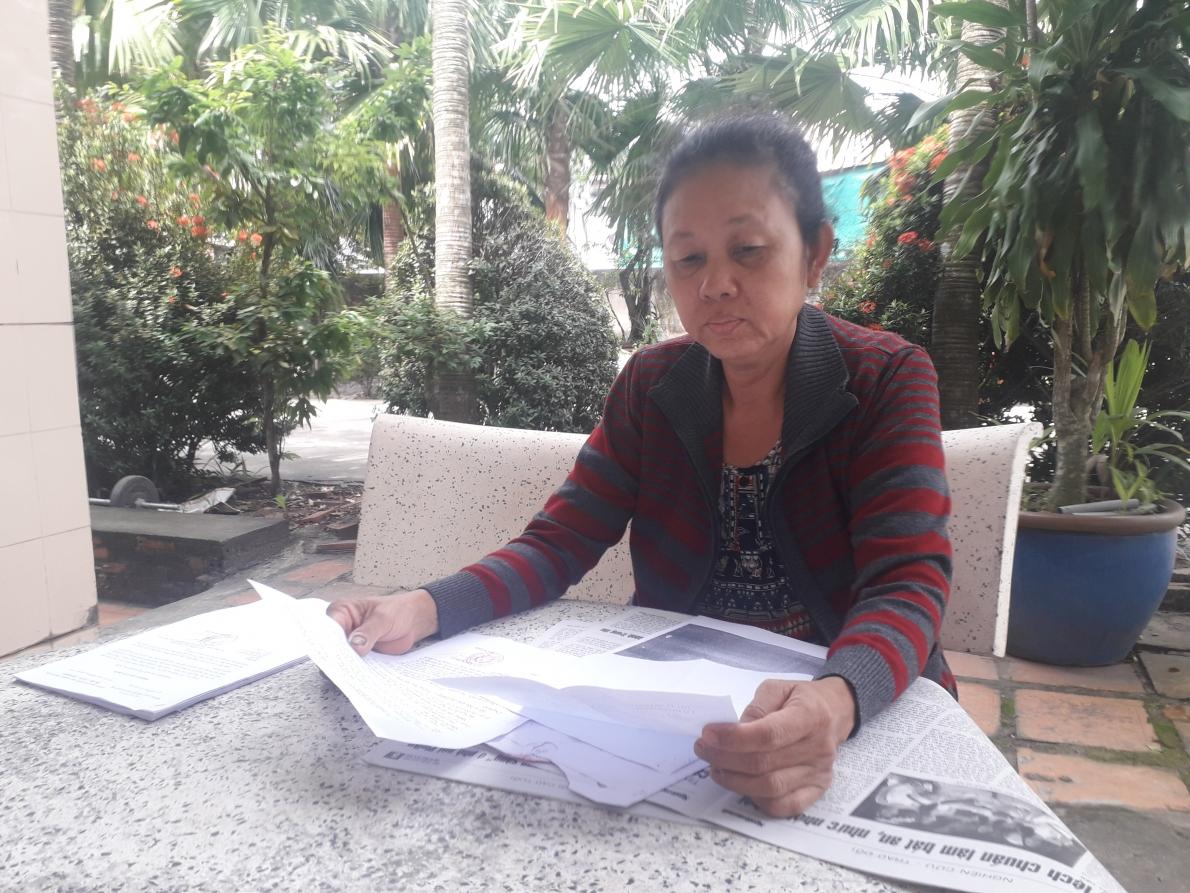 Vụ khiếu nại của bà Lê Thị Hà, ở xã Truông Mit, huyện Dương Minh Châu, tỉnh Tây Ninh:  Cần có quyết định giám đốc thẩm công tâm và đúng luật!