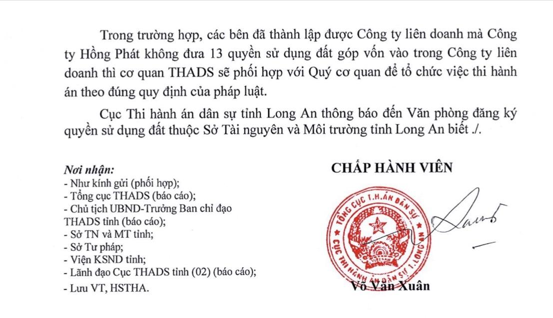 Phó Thủ tướng Thường trực Trương Hoà Bình chỉ đạo xử lý đơn tố cáo