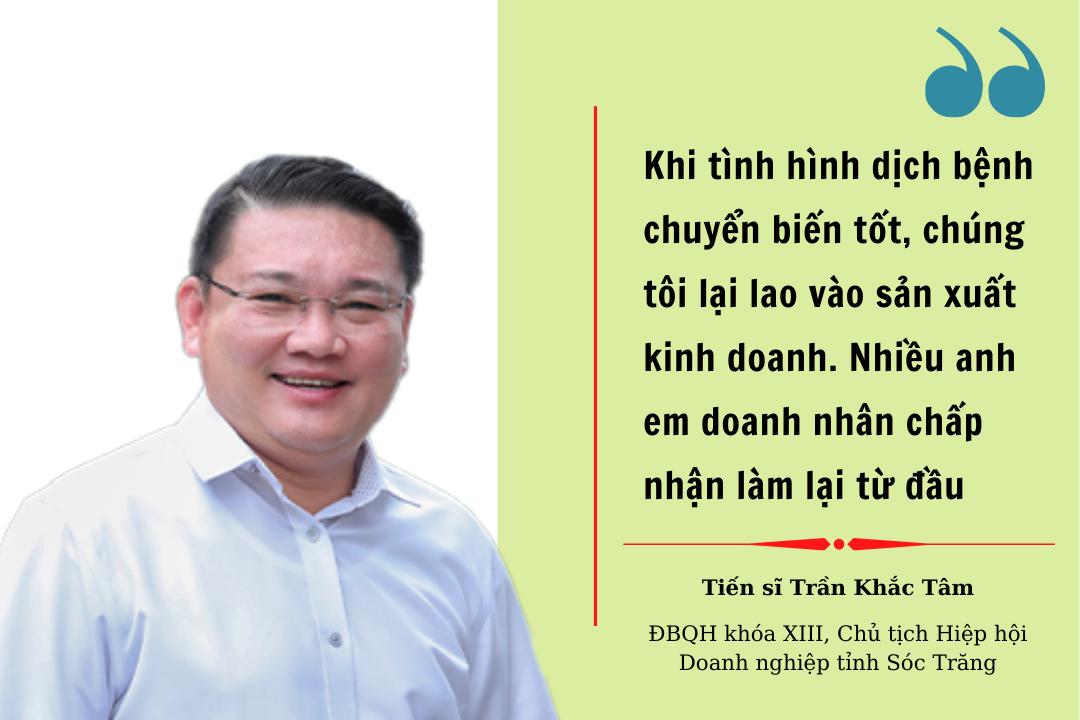 TS Trần Khắc Tâm:
