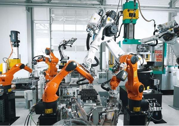 Áp thuế robot